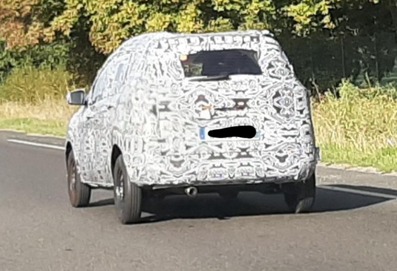 2021 - [Renault] Kadjar II - Page 9 20190910