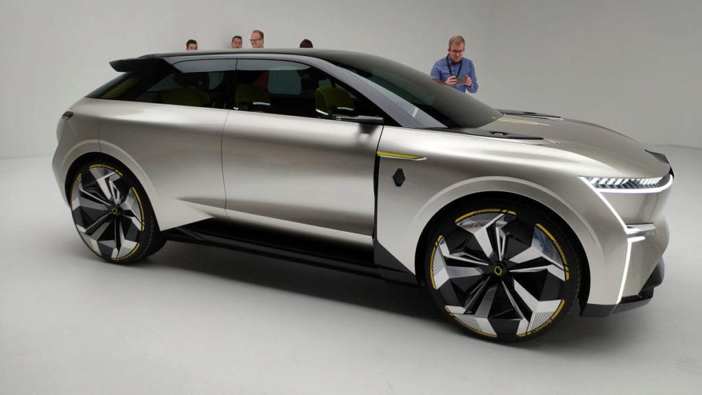 Renault Morphoz Concept (Ginebra 2020) 28
