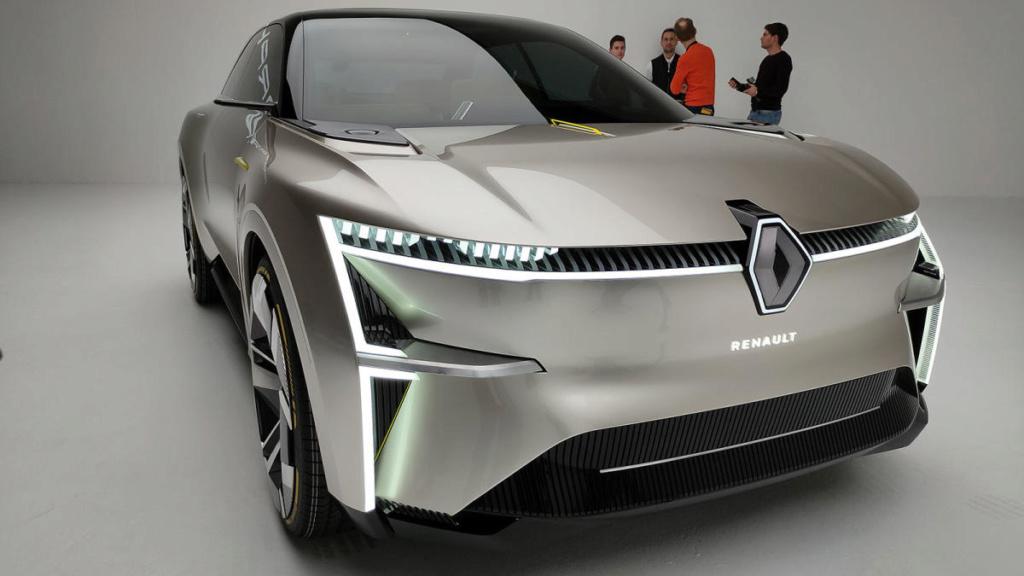 Renault Morphoz Concept (Ginebra 2020) 29
