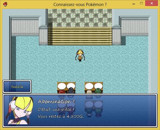 Connaissez-vous Pokémon ? Screen10