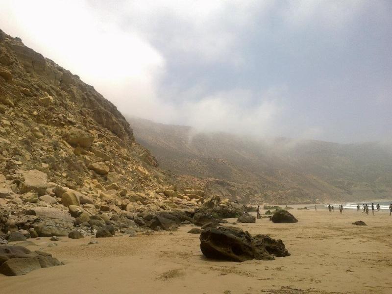 شاطىء امسوان-La plage de Imesouane-Aftas n imswan-nouvelles photos 16599510