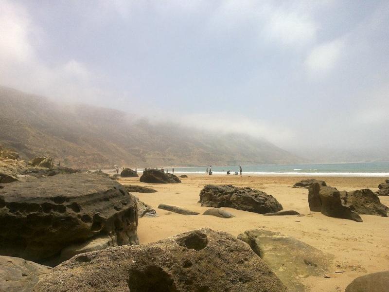 شاطىء امسوان-La plage de Imesouane-Aftas n imswan-nouvelles photos 54247210