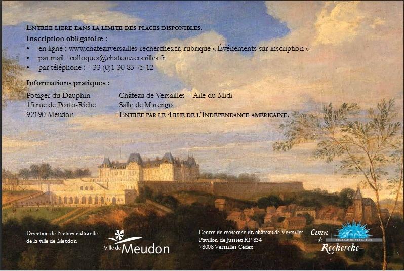 Monseigneur le Dauphin, fils de Louis XIV Colloque 24-25 mai Captur84
