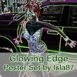 Glowing Edges Pictures Glowin11