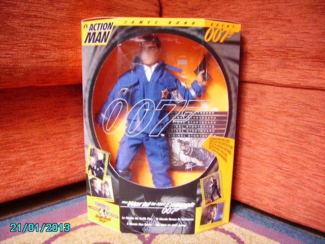 COLLEZIONE 007 Action Man Dr.Sep Imgp1712