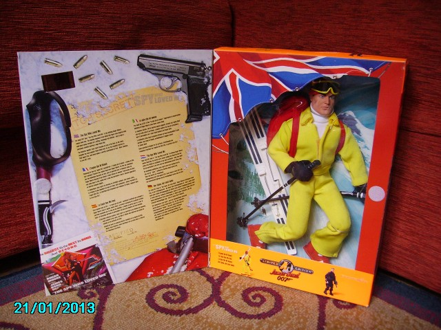 COLLEZIONE 007 Action Man Dr.Sep Imgp1714