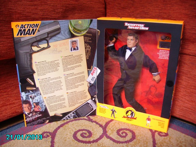 COLLEZIONE 007 Action Man Dr.Sep Imgp1718