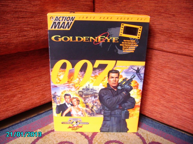 COLLEZIONE 007 Action Man Dr.Sep Imgp1719