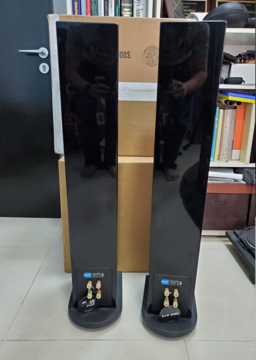 PMC Twenty 23 Floorstanding Speakers (SOLD) 20210210