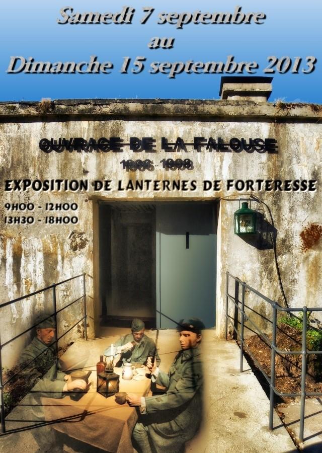 EXPOSITION DE LANTERNES DE FORTERESSE ET VISITE NOCTURNE Affich10