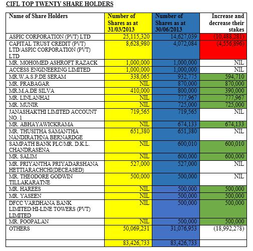 CIFL - Interim Financial Statements as of 30-06-2013 Cifl11