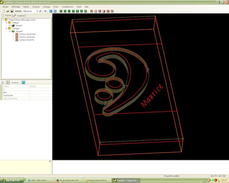 Ma première pièce 3D Insert10