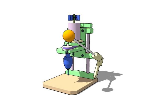 Perceuse pour PCB avec de la récup Perc_311