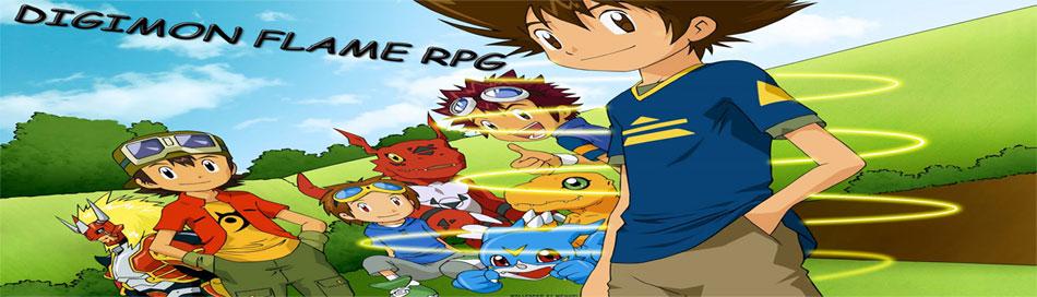 Digimon Flame RPG