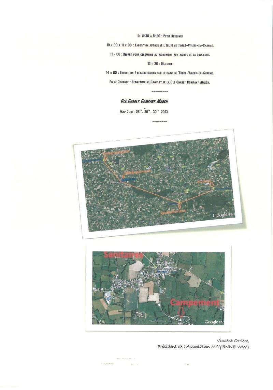 Marche Historique, Olé Charly Company March, 29 et 30 Juin 2013, Mayenne (53) 13041614