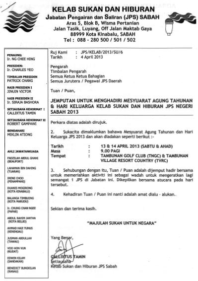 Jemputan Menghadiri Mesyuarat Agung Tahunan & Hari Keluarga KSH JPS Sabah 2013 110