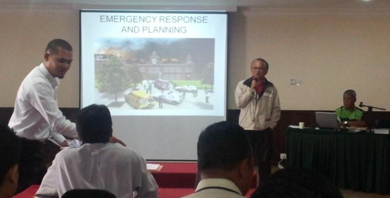 Lab Pemantapan Pelaksanaan Keselamatan dan Kesihatan Pekerjaan JPS Malaysia (sesi 2) 112