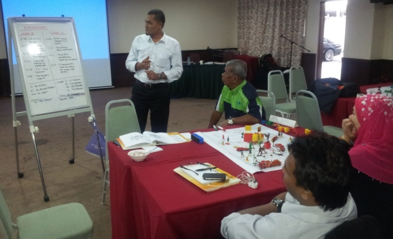 Lab Pemantapan Pelaksanaan Keselamatan dan Kesihatan Pekerjaan JPS Malaysia (sesi 2) 114