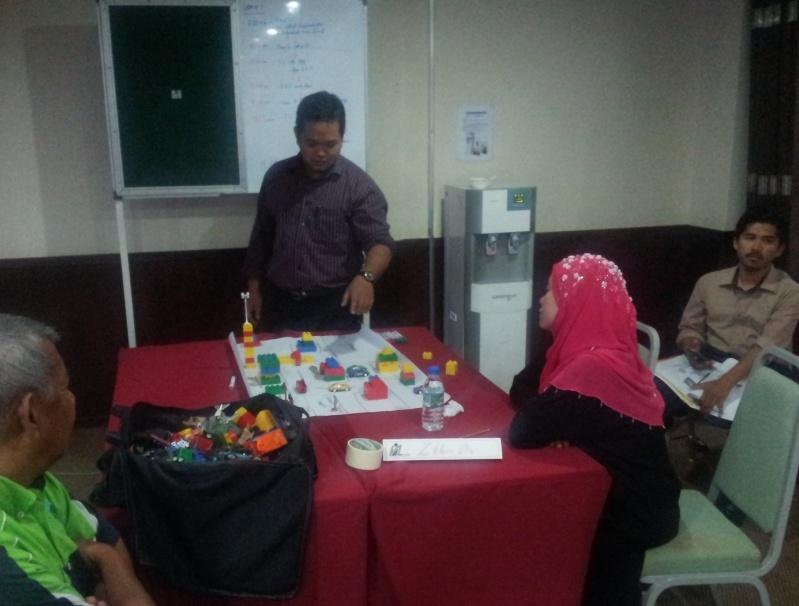 Lab Pemantapan Pelaksanaan Keselamatan dan Kesihatan Pekerjaan JPS Malaysia (sesi 2) 117