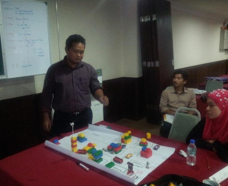 Lab Pemantapan Pelaksanaan Keselamatan dan Kesihatan Pekerjaan JPS Malaysia (sesi 2) 118