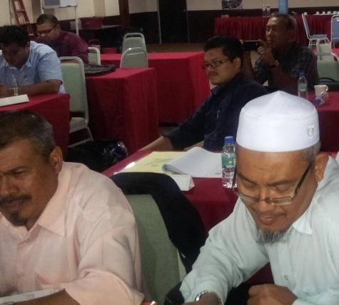 Lab Pemantapan Pelaksanaan Keselamatan dan Kesihatan Pekerjaan JPS Malaysia (sesi 2) 122