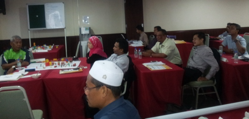 Lab Pemantapan Pelaksanaan Keselamatan dan Kesihatan Pekerjaan JPS Malaysia (sesi 2) 123