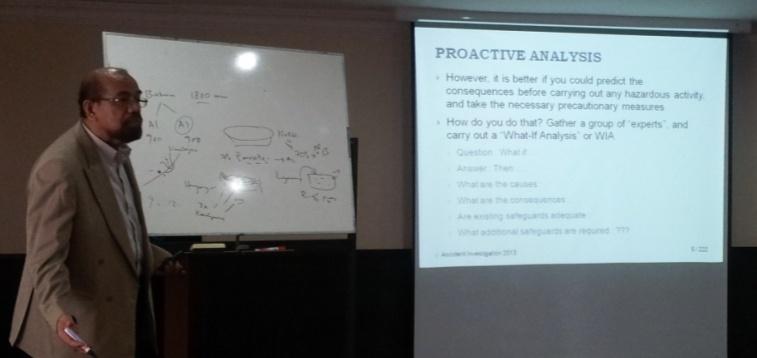 Lab Pemantapan Pelaksanaan Keselamatan dan Kesihatan Pekerjaan JPS Malaysia (sesi 2) 124