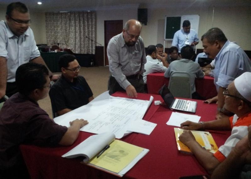 Lab Pemantapan Pelaksanaan Keselamatan dan Kesihatan Pekerjaan JPS Malaysia (sesi 2) 125