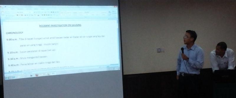 Lab Pemantapan Pelaksanaan Keselamatan dan Kesihatan Pekerjaan JPS Malaysia (sesi 2) 126