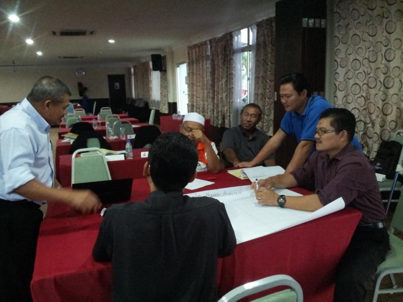 Lab Pemantapan Pelaksanaan Keselamatan dan Kesihatan Pekerjaan JPS Malaysia (sesi 2) 20130411
