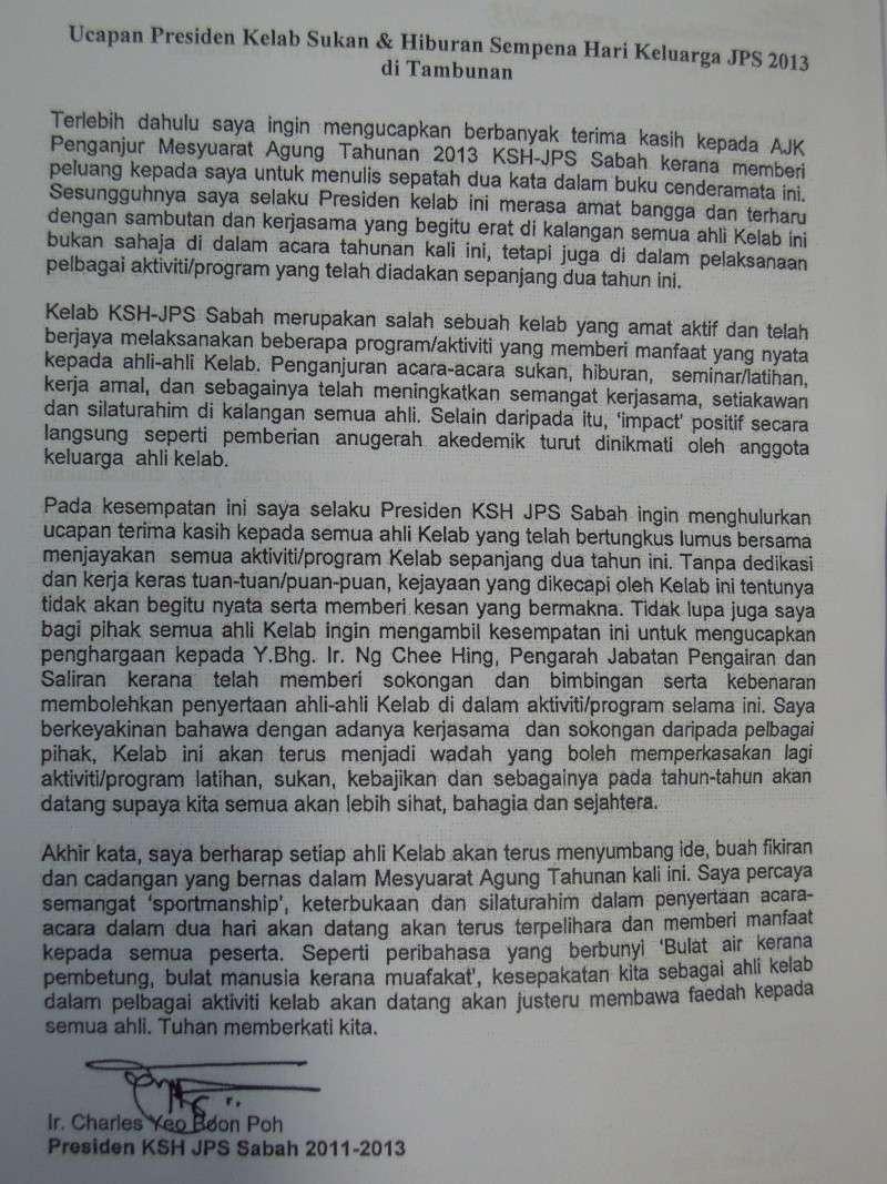 Jemputan Menghadiri Mesyuarat Agung Tahunan & Hari Keluarga KSH JPS Sabah 2013 2_710