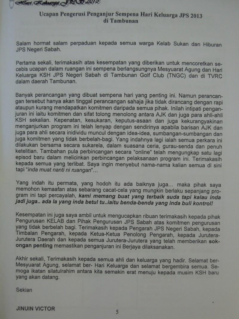 Jemputan Menghadiri Mesyuarat Agung Tahunan & Hari Keluarga KSH JPS Sabah 2013 2_810