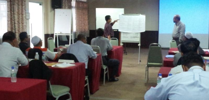 Lab Pemantapan Pelaksanaan Keselamatan dan Kesihatan Pekerjaan JPS Malaysia (sesi 2) 311