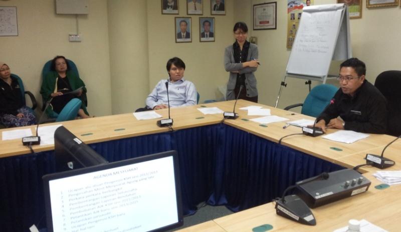 KSH KOTA KINABALU - AGM dan pemilihan sesi 2013-2015 Copy_o10