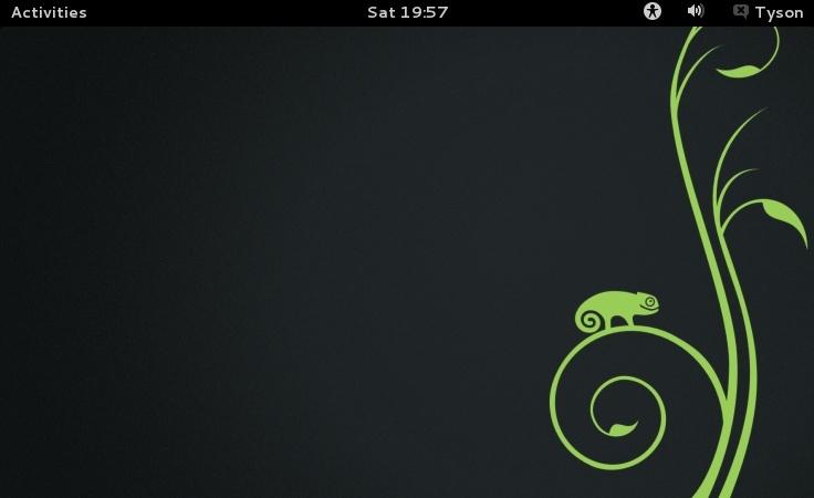 OpenSUSE           Untitl10