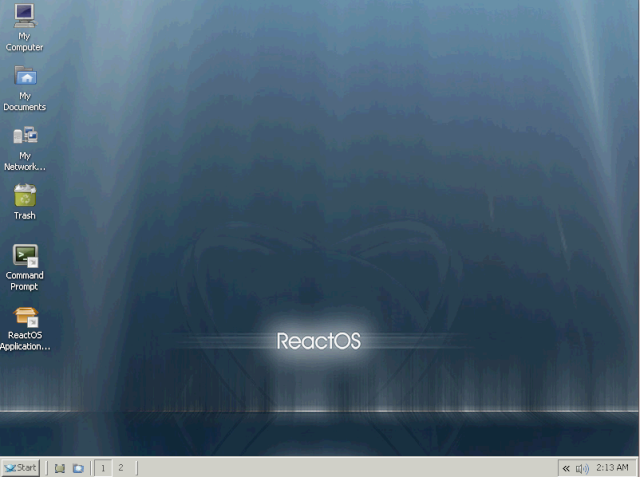 ReactOS              Untitl10