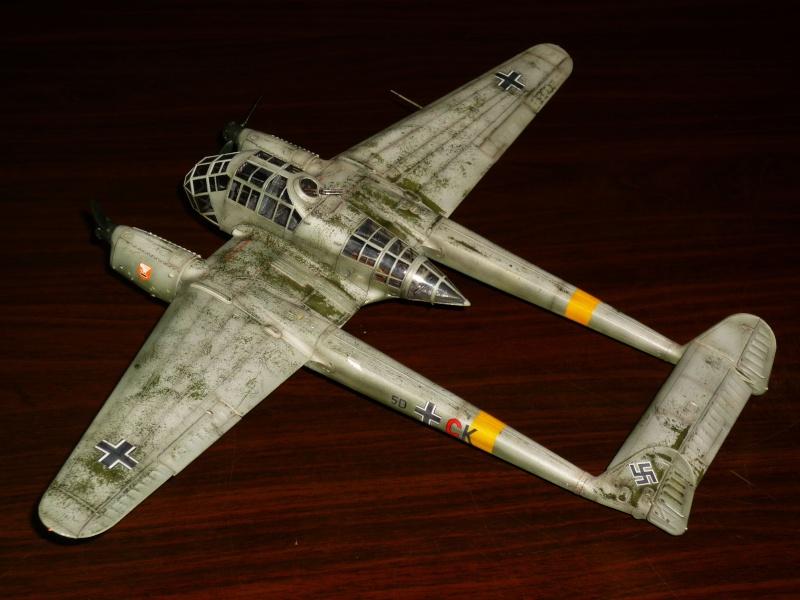 Fw189A-2 (Great Wall Hobby) [Modèle terminé] 6610