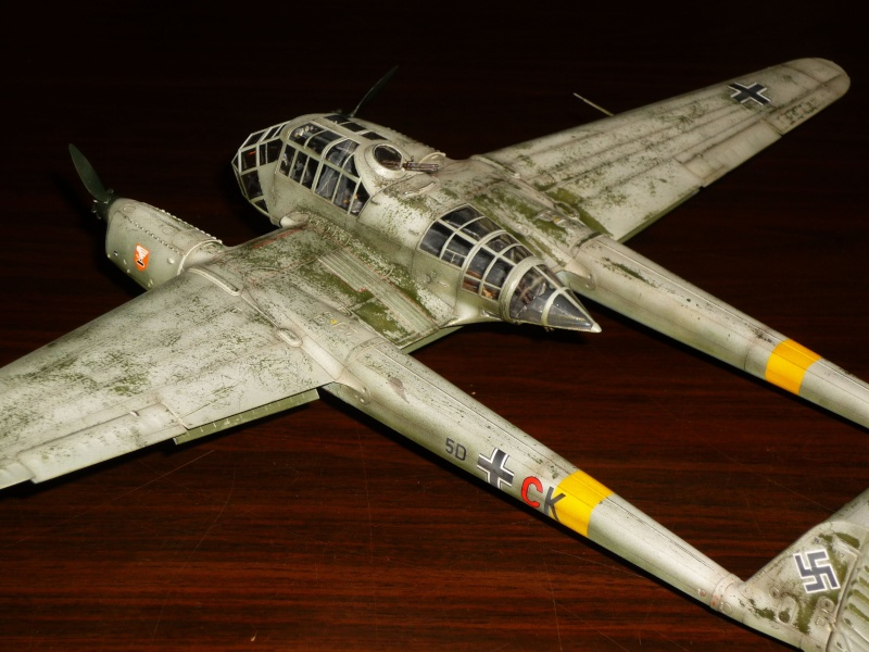 Fw189A-2 (Great Wall Hobby) [Modèle terminé] 6710