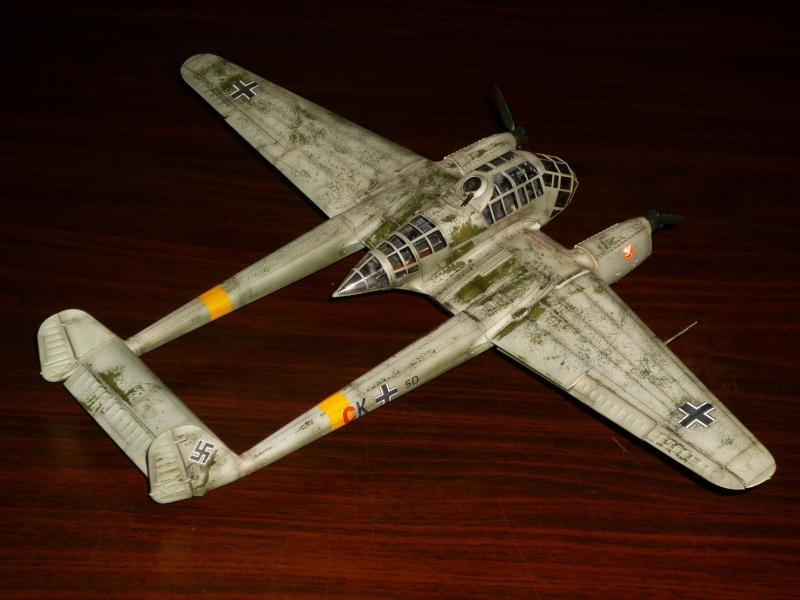 Fw189A-2 (Great Wall Hobby) [Modèle terminé] 6810