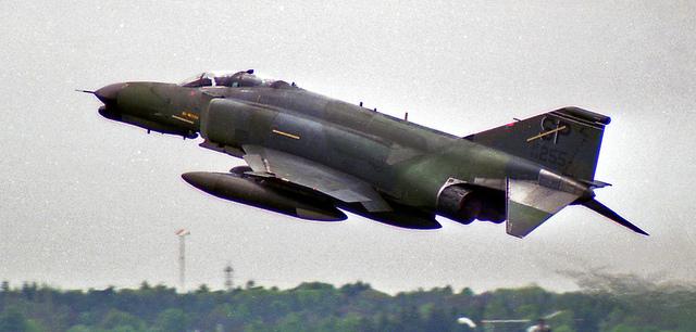 "F-4G Phantom II ""Wild Weasel"" (Hasegawa 1/48) [modèle terminé] 73029411"