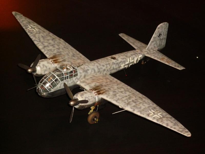 JUNKERS Ju188E-1 (DRAGON 1/48°) [Modèle terminé] P1040214