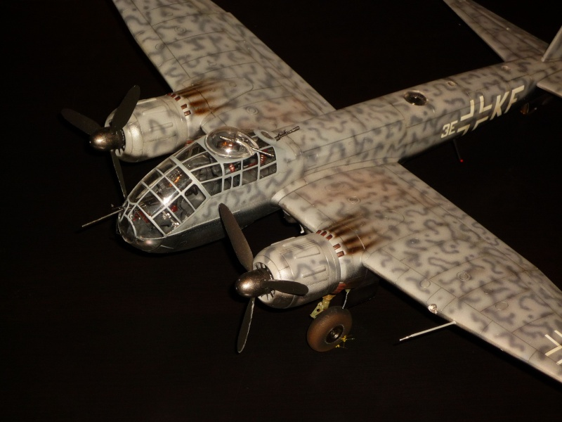 JUNKERS Ju188E-1 (DRAGON 1/48°) [Modèle terminé] P1040215