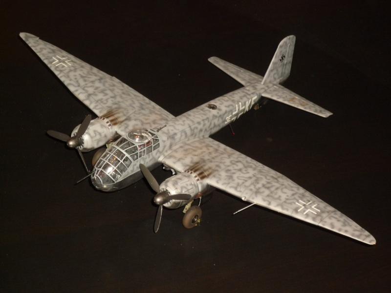 JUNKERS Ju188E-1 (DRAGON 1/48°) [Modèle terminé] P1040219