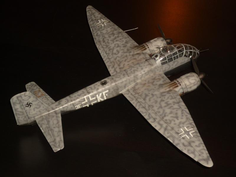 JUNKERS Ju188E-1 (DRAGON 1/48°) [Modèle terminé] P1040222