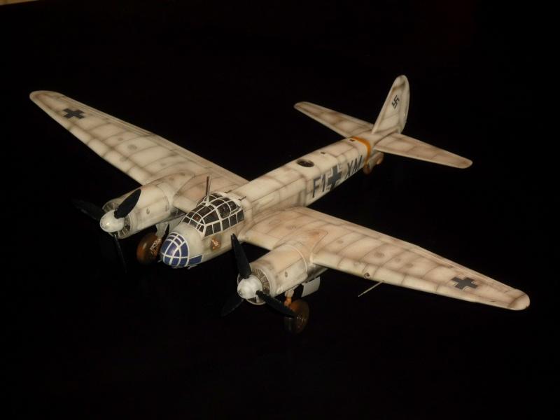 "JUNKERS Ju88C-6 ""Zerstörer"" (DRAGON) [Modèle terminé] P1040223"