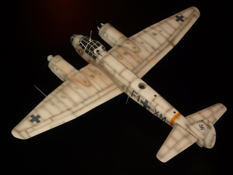 "JUNKERS Ju88C-6 ""Zerstörer"" (DRAGON) [Modèle terminé] P1040225"