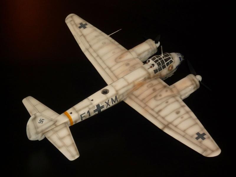 "JUNKERS Ju88C-6 ""Zerstörer"" (DRAGON) [Modèle terminé] P1040226"