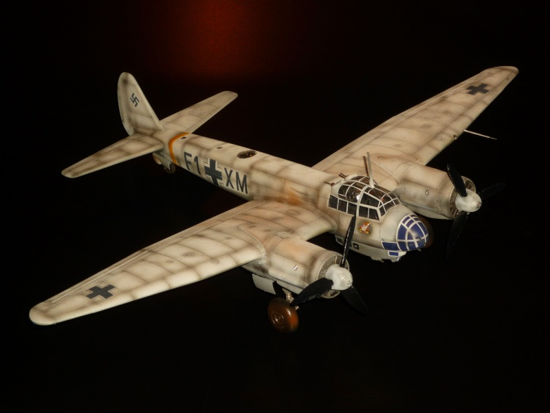 "JUNKERS Ju88C-6 ""Zerstörer"" (DRAGON) [Modèle terminé] P1040228"