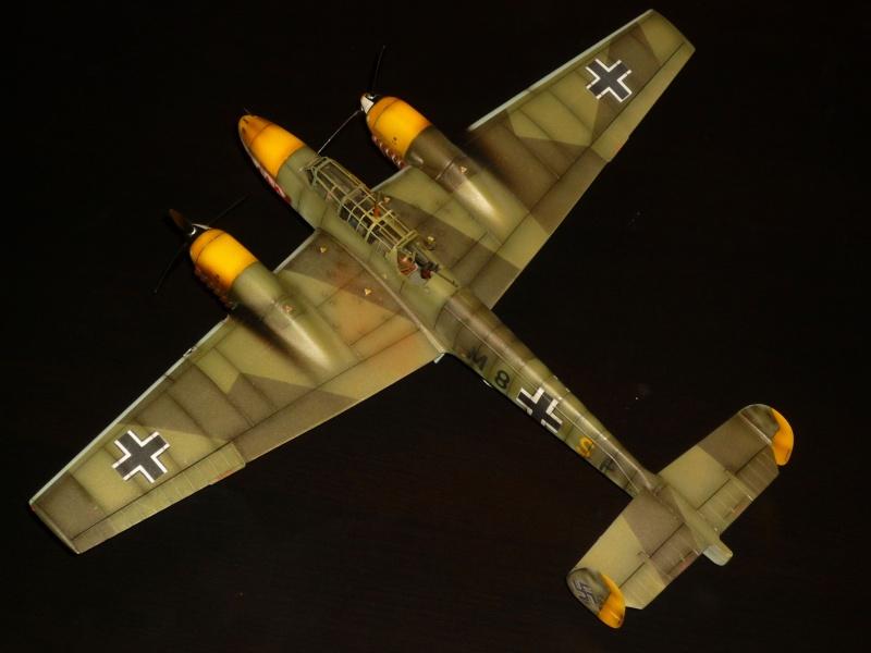 MESSERSCHMITT Bf 110D (EDUARD 1/48°) [Modèle terminé] P1040413