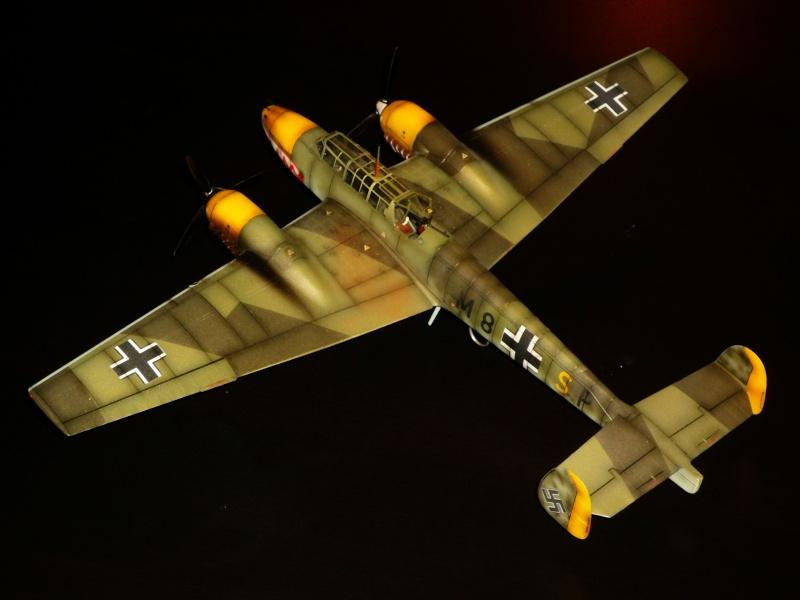 MESSERSCHMITT Bf 110D (EDUARD 1/48°) [Modèle terminé] P1040414